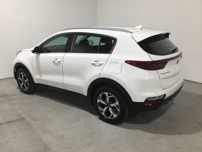 2019 Kia Sportage Si QL MY19 Clear White
