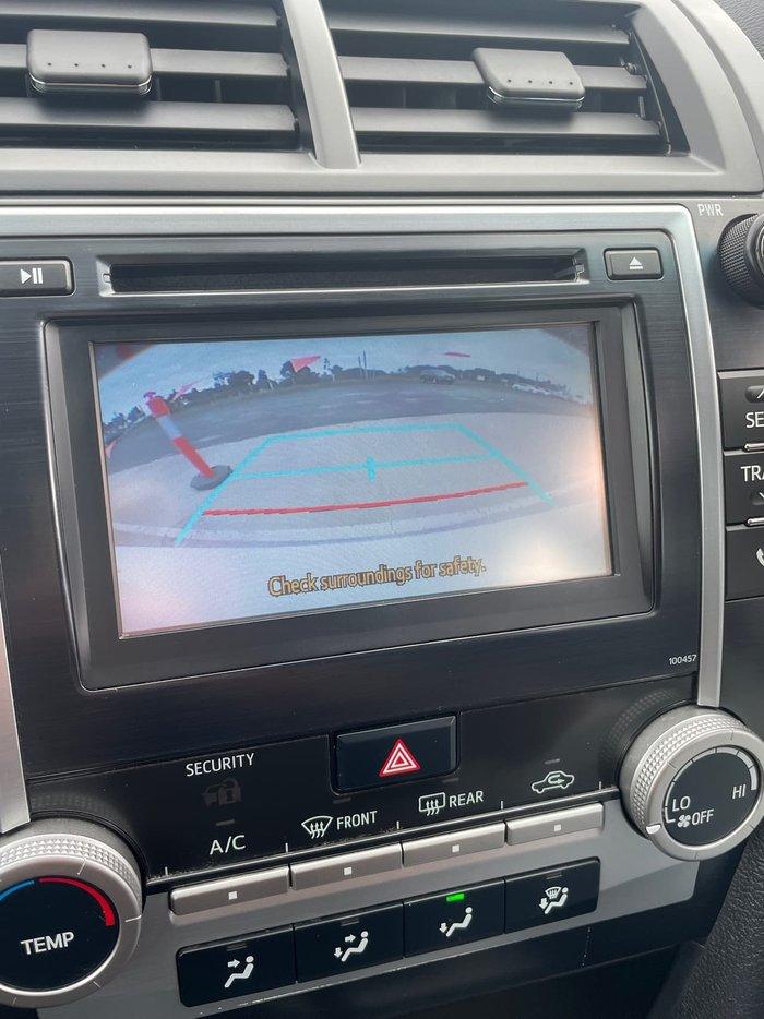 2016 Toyota Camry Altise ASV50R White