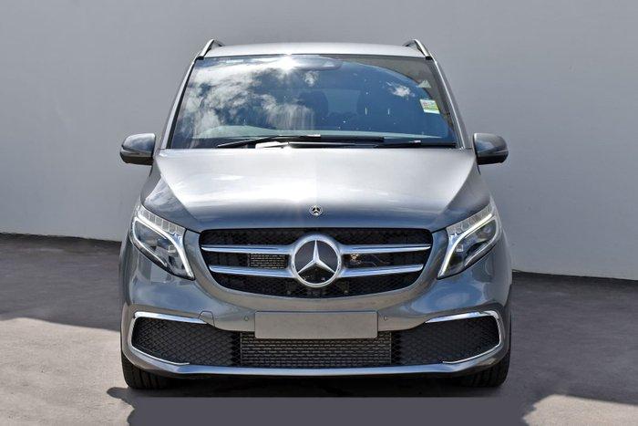 2021 Mercedes-Benz V-Class V250 d Avantgarde 447 Selenite Grey