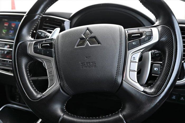 2018 Mitsubishi Outlander PHEV ES ADAS ZL MY19 AWD Starlight