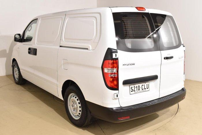 2012 Hyundai iLoad TQ2-V MY12 Creamy White