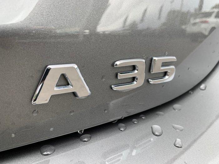 2019 Mercedes-Benz A-Class A35 AMG W177 Four Wheel Drive Mountain Grey