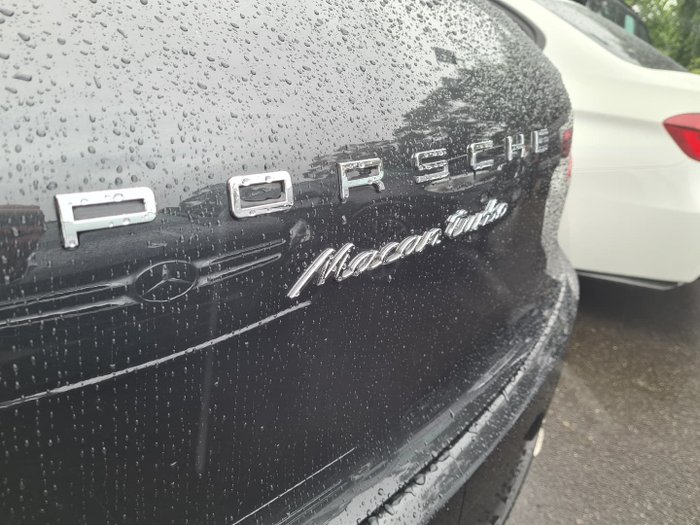 2017 Porsche Macan Turbo 95B MY17 AWD Grey