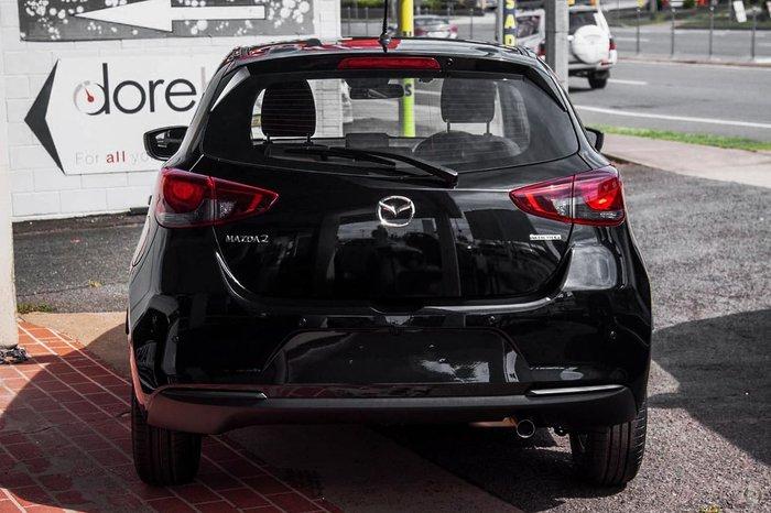 2021 Mazda 2 G15 Pure DJ Series Black
