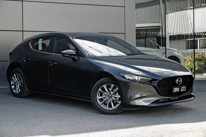 2021 Mazda 3 G20 Pure