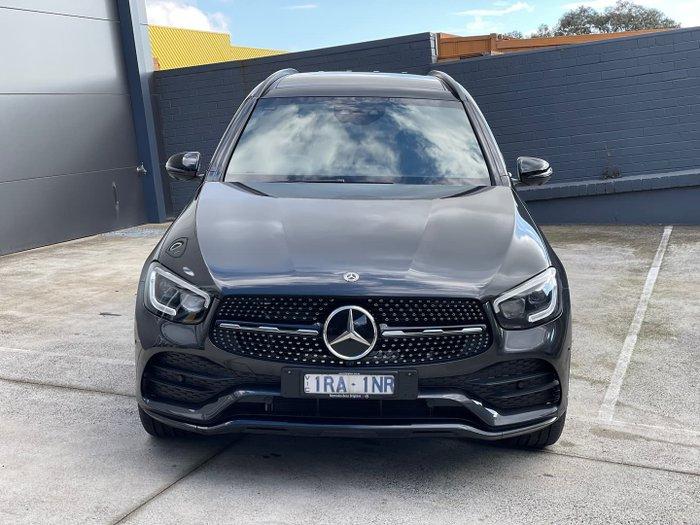 2020 Mercedes-Benz GLC-Class GLC300 X253 Four Wheel Drive Graphite Grey