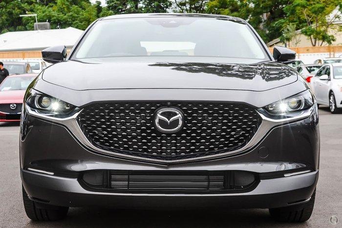 2021 Mazda CX-30 G25 Astina DM Series AWD Grey
