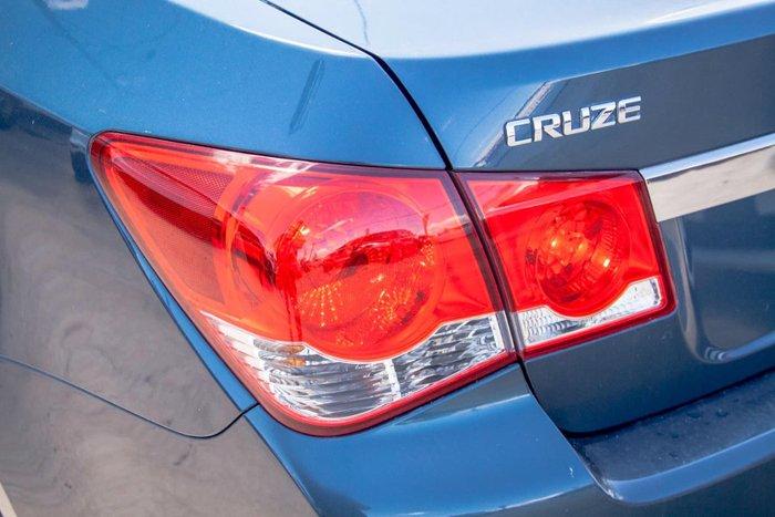 2013 Holden Cruze CDX JH Series II MY13 Green