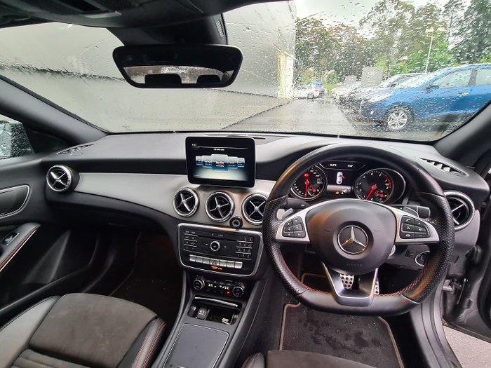 2018 Mercedes-Benz CLA-Class CLA200 C117 Mountain Grey