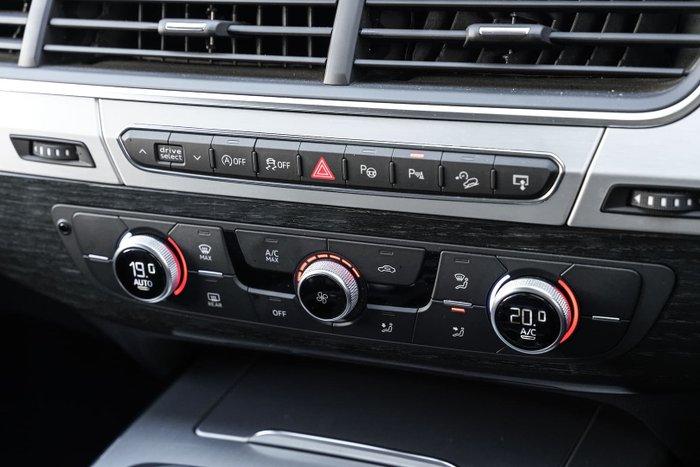 2015 Audi Q7 TDI 4M MY16 Four Wheel Drive Night Black