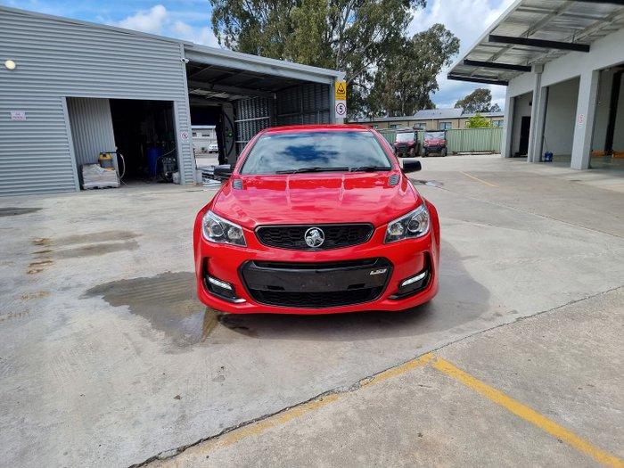 2017 Holden Commodore SS V Redline VF Series II MY17 Redhot