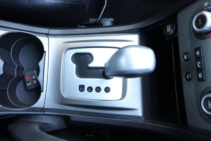 2008 Ford Falcon XT BF Mk II Silhouette