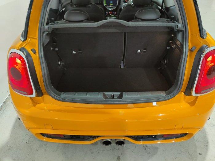 2014 MINI Hatch Cooper S F56 Volcanic Orange