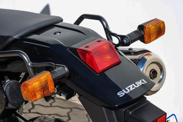 2021 SUZUKI DR650SE Black