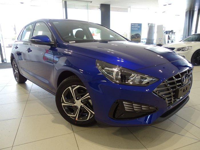 2021 Hyundai i30 PD.V4 MY22 Blue