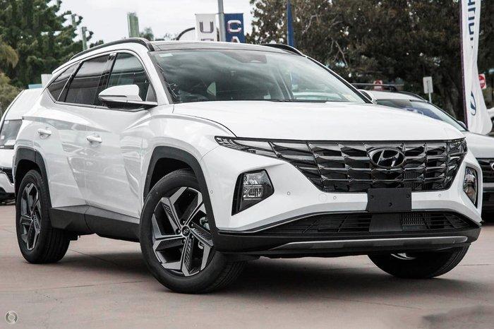 2021 Hyundai Tucson Highlander