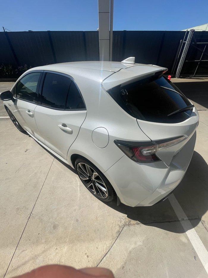 2020 Toyota Corolla ZR Hybrid ZWE211R White