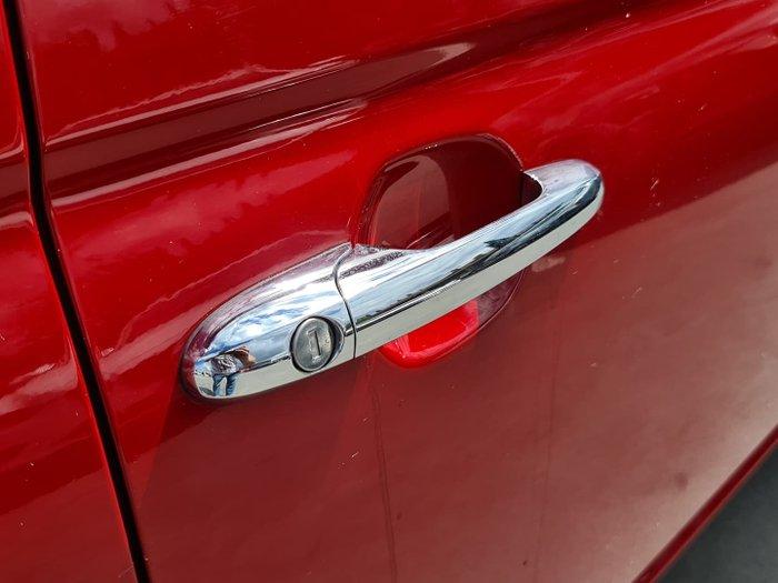 2014 Fiat 500 Pop Series 1 Passione Red