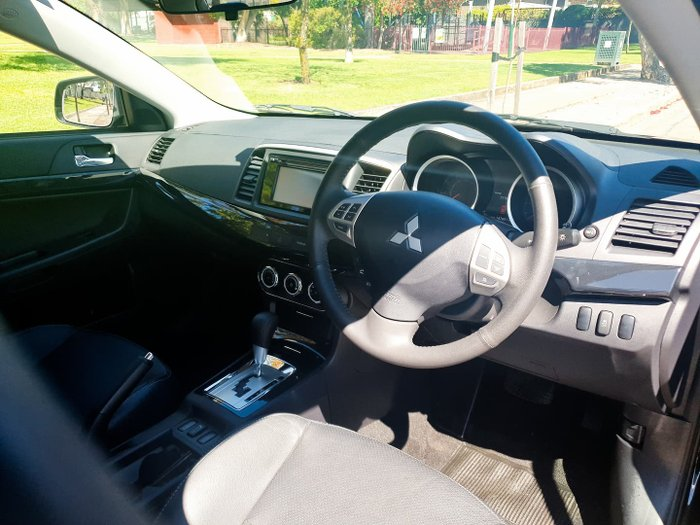 2013 Mitsubishi Lancer LX CJ MY13 Black