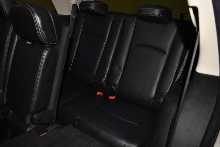 2013 Fiat Freemont Lounge JF Argento Vivo Silver