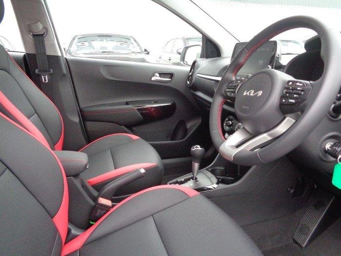 2021 Kia Picanto GT-Line JA MY22 Aurora Black