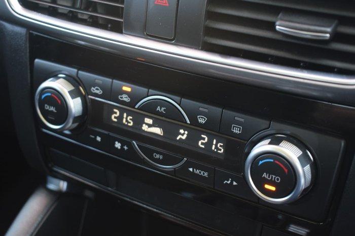 2015 Mazda CX-5 Maxx Sport KE Series 2 Crystal White Pearl