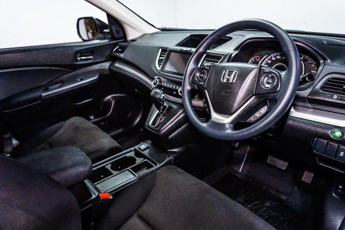 2016 Honda CR-V VTi RM Series II MY17 White