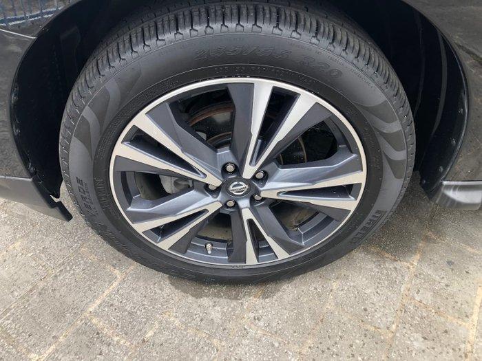 2018 Nissan Pathfinder Ti R52 Series III MY19 Diamond Black