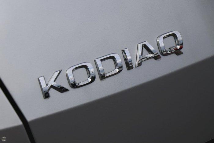 2021 SKODA Kodiaq 132TSI NS MY21 4X4 Brilliant Silver