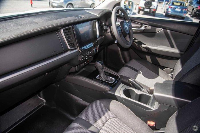2021 Mazda BT-50 XT TF Ice White