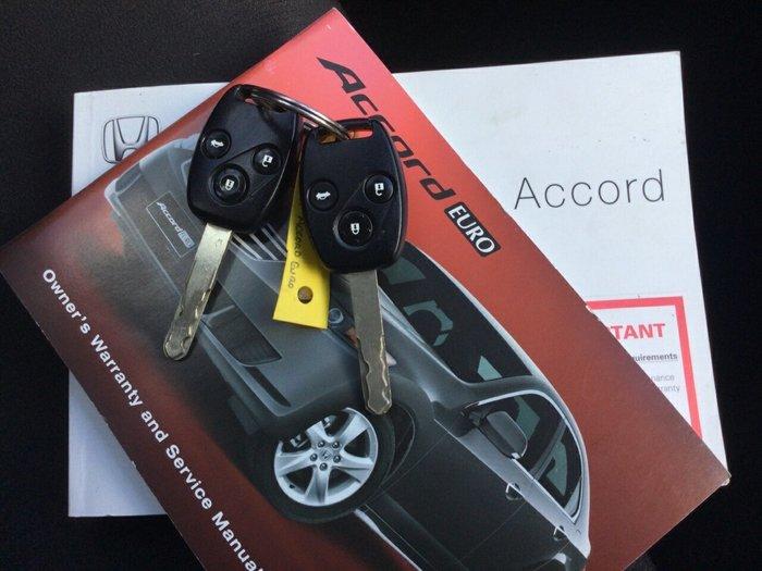 2010 Honda Accord Euro