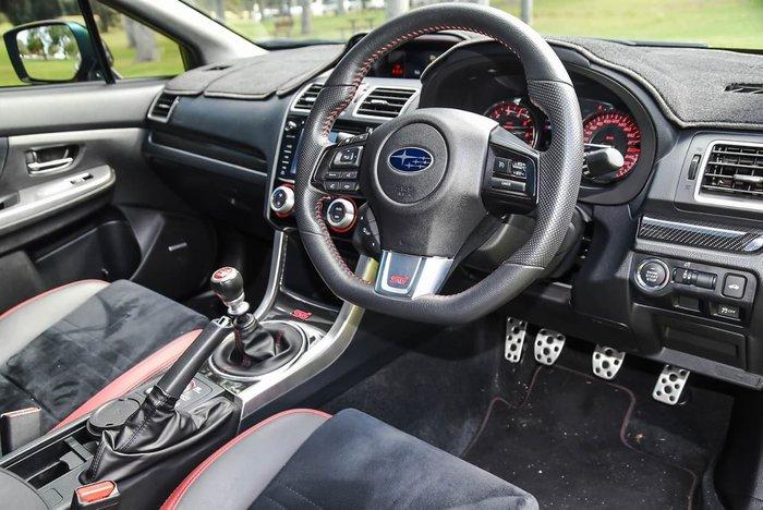 2016 Subaru WRX STI V1 MY17 AWD Grey