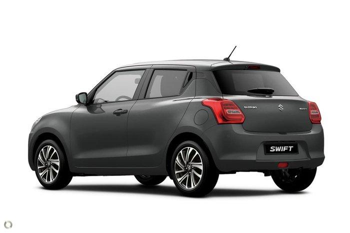 2021 Suzuki Swift GLX Turbo AZ Series II Grey