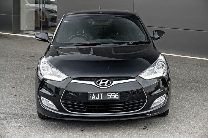 2016 Hyundai Veloster + FS4 Series II Black