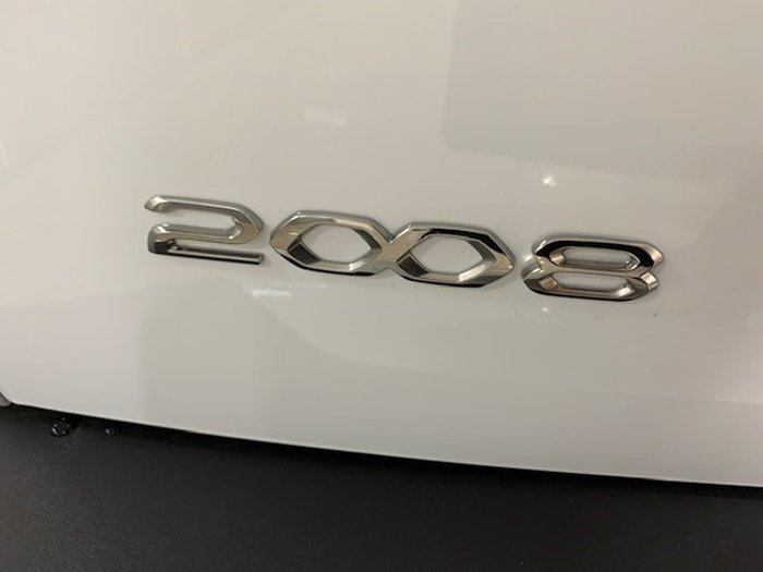 2021 Peugeot 2008 Allure P24 MY21 White