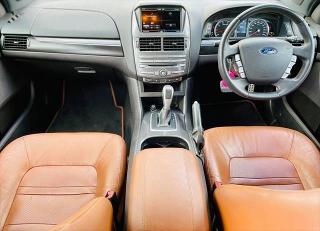 2015 Ford Falcon G6E Turbo FG X Red