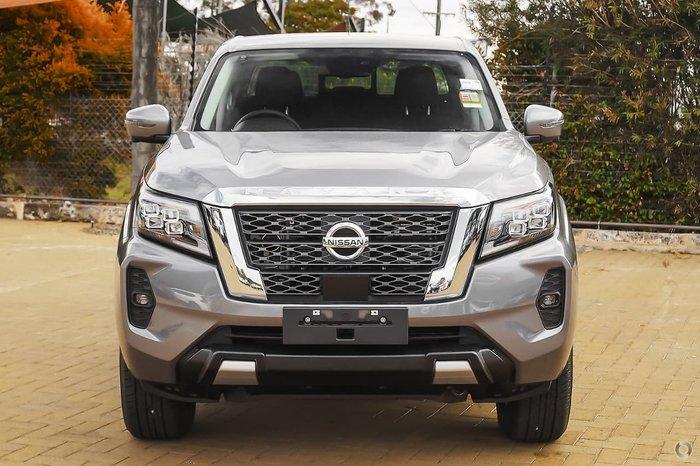 2021 Nissan Navara ST D23 4X4 Dual Range Grey