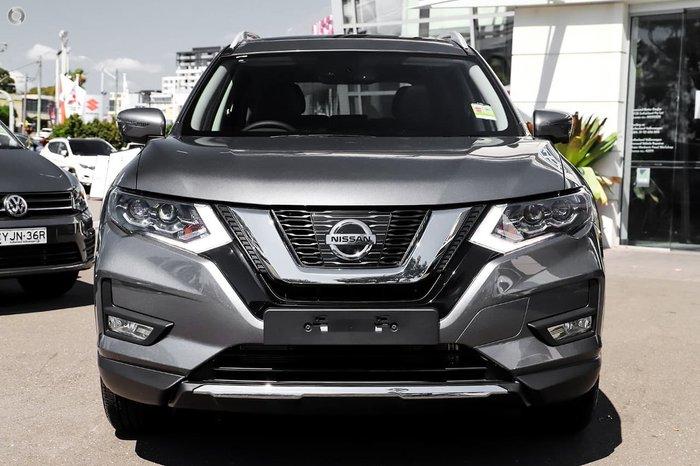 2021 Nissan X-TRAIL Ti T32 MY21 4X4 On Demand Grey