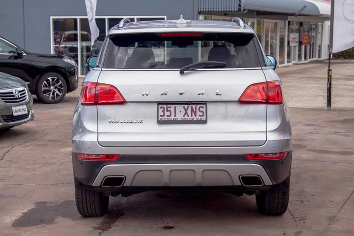 2016 Great Wall H6 Premium Silver