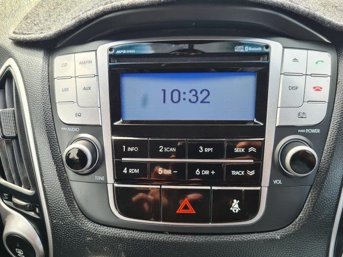 2011 Hyundai ix35 Elite LM MY11 AWD Sleek Silver