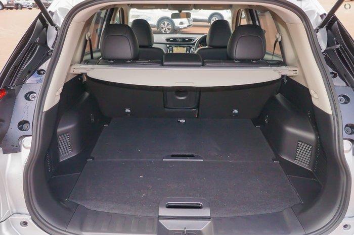 2021 Nissan X-TRAIL ST-L T32 MY21 Brilliant Silver