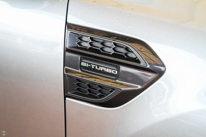 2021 Ford Ranger Wildtrak PX MkIII MY21.75 4X4 Dual Range Aluminium