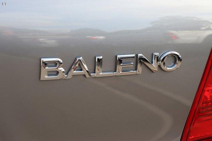 2021 Suzuki Baleno GL EW Series II Premium Silver