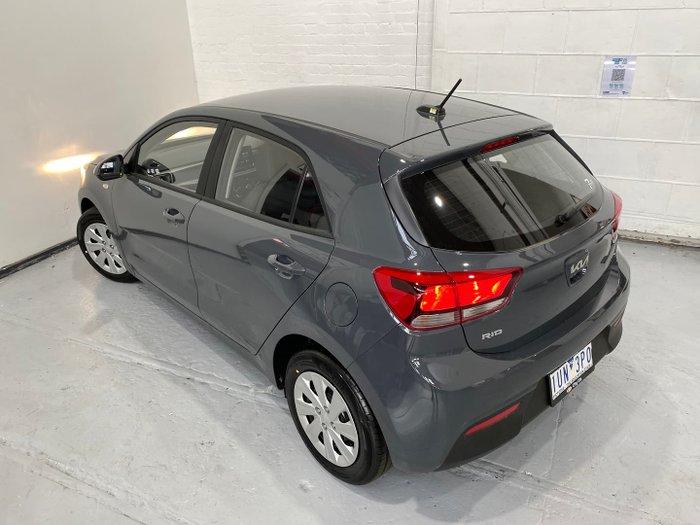 2021 Kia Rio S YB MY22 Perennial Grey