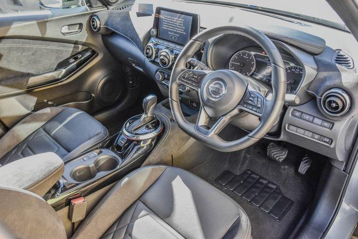 2020 Nissan JUKE Ti F16 Ivory Pearl