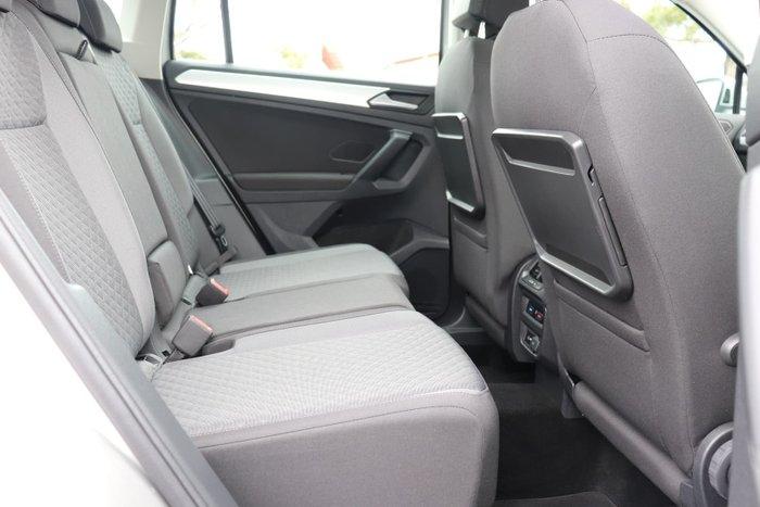 2020 Volkswagen Tiguan 132TSI Comfortline 5N MY20 Four Wheel Drive Tungsten Silver