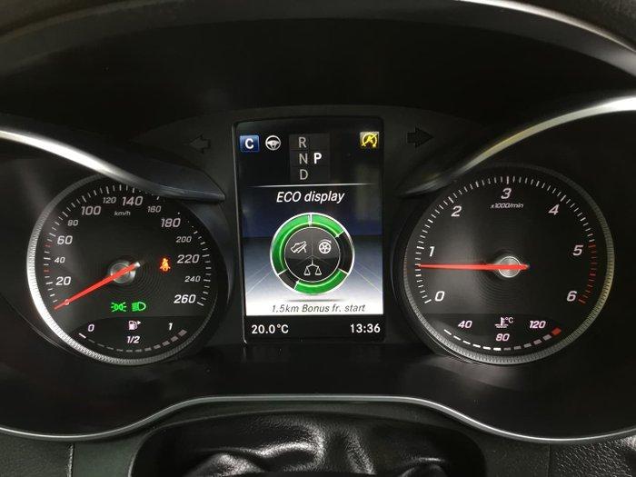 2019 Mercedes-Benz GLC-Class GLC250 d X253 Four Wheel Drive Polar White