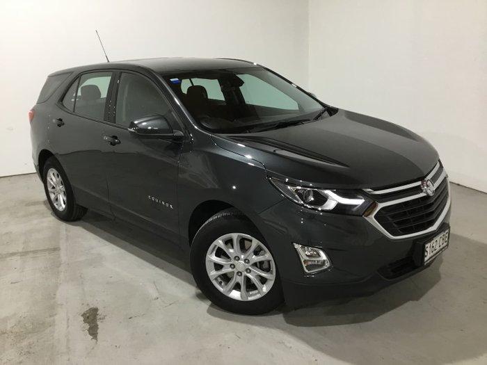 2018 Holden Equinox LS+ EQ MY18 Son of a Gun Grey