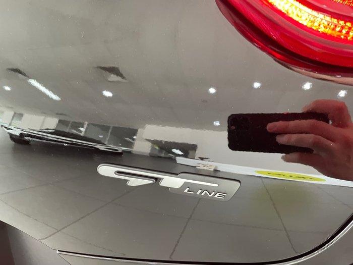 2021 Kia Stonic GT-Line YB MY22 Aurora Black