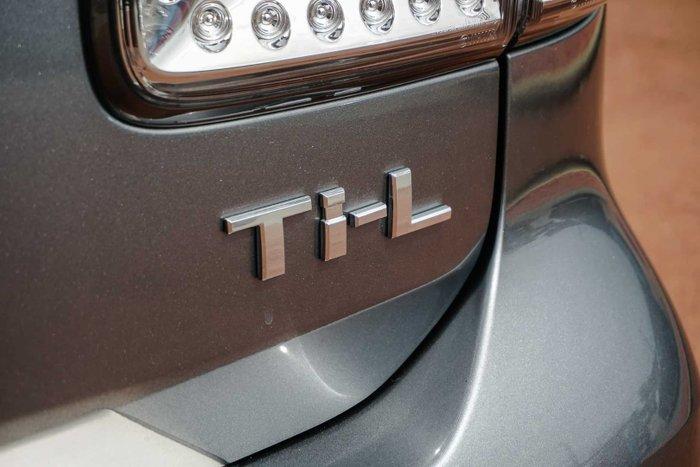 2018 Nissan Patrol Ti-L Y62 Series 4 4X4 Dual Range Gun Metallic